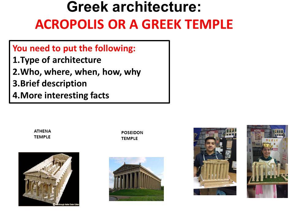 Greek mythology Optional Make a mask or a 3D project of ...