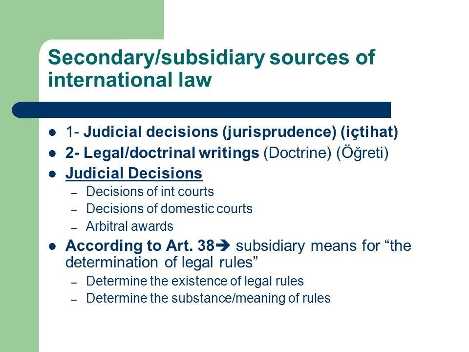 "an analysis on the rules of international law Competing definitions of the rule of law 6 a synonym for enforced human rights amnesty international, for example, is not alone in making statements such as, ""the only way to make a break from the past, a time when human rights were."