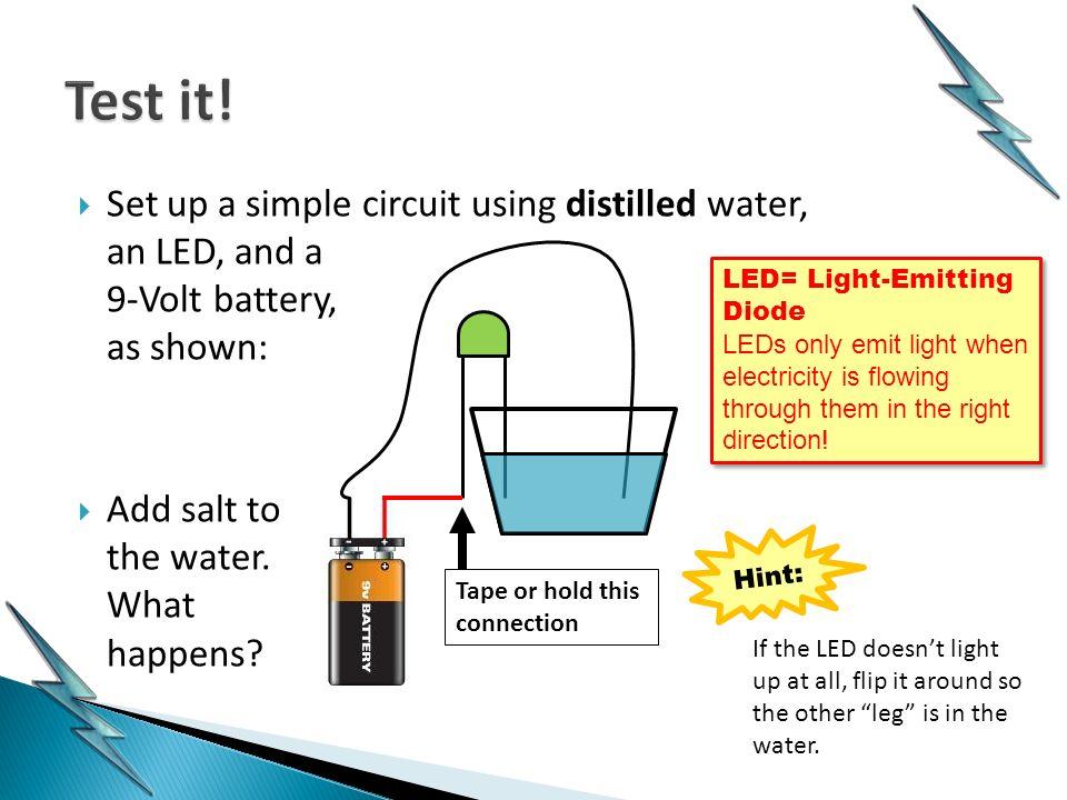 exploring electricity ppt video online download. Black Bedroom Furniture Sets. Home Design Ideas
