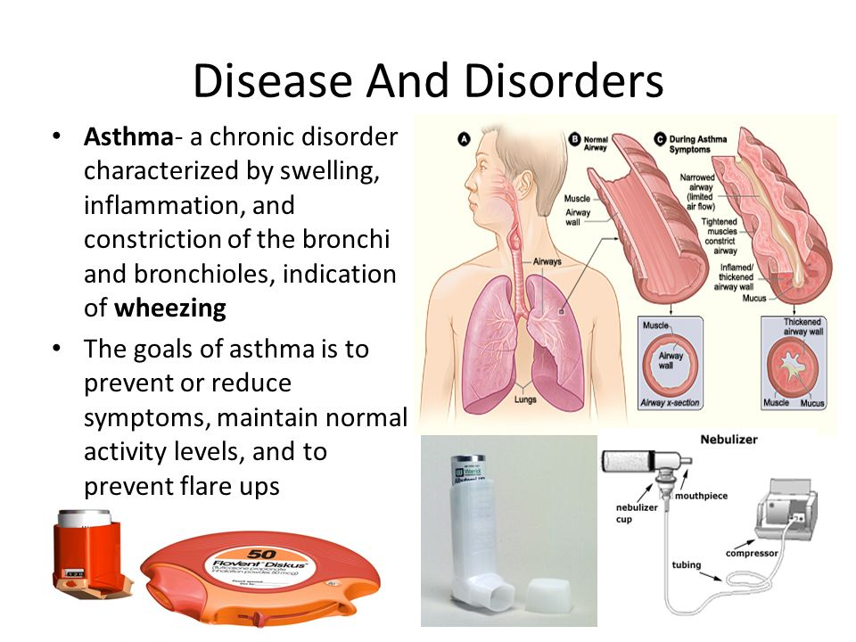 respiratory system diseases symptoms and treatments pdf