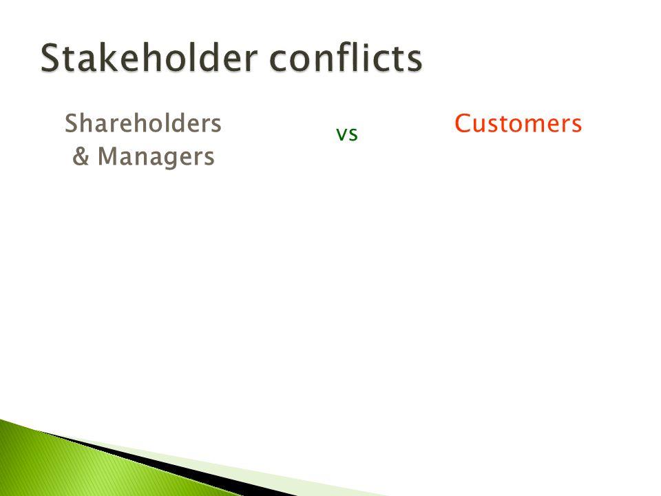 stakeholder versus stockholder essay Image source: jamesgavin1wordpresscom the shareholders vs stakeholders debate is not new it's something corporations around the world discuss.
