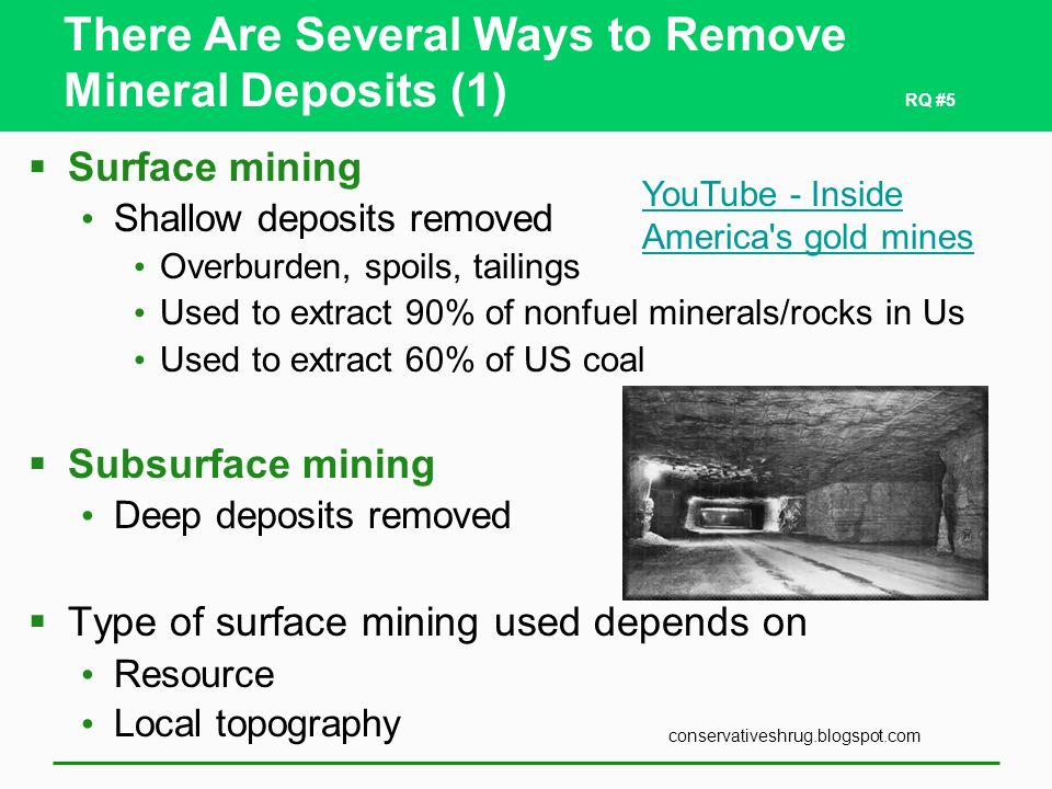 Geology and Nonrenewable Minerals - ppt video online download