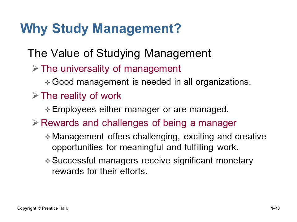 a study on managerial working values Projects and the dissemination of the results of both its work and the work of  others  heritage values in site management: four case studies / marta de la  torre.
