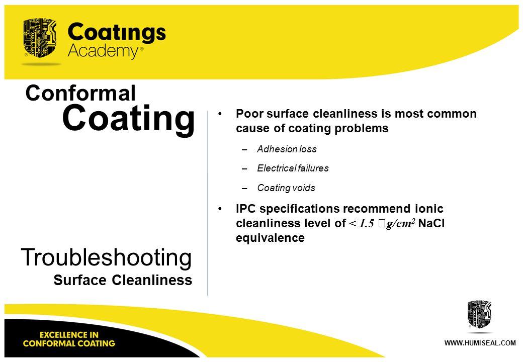 Conformal Coating Training - ppt video online download