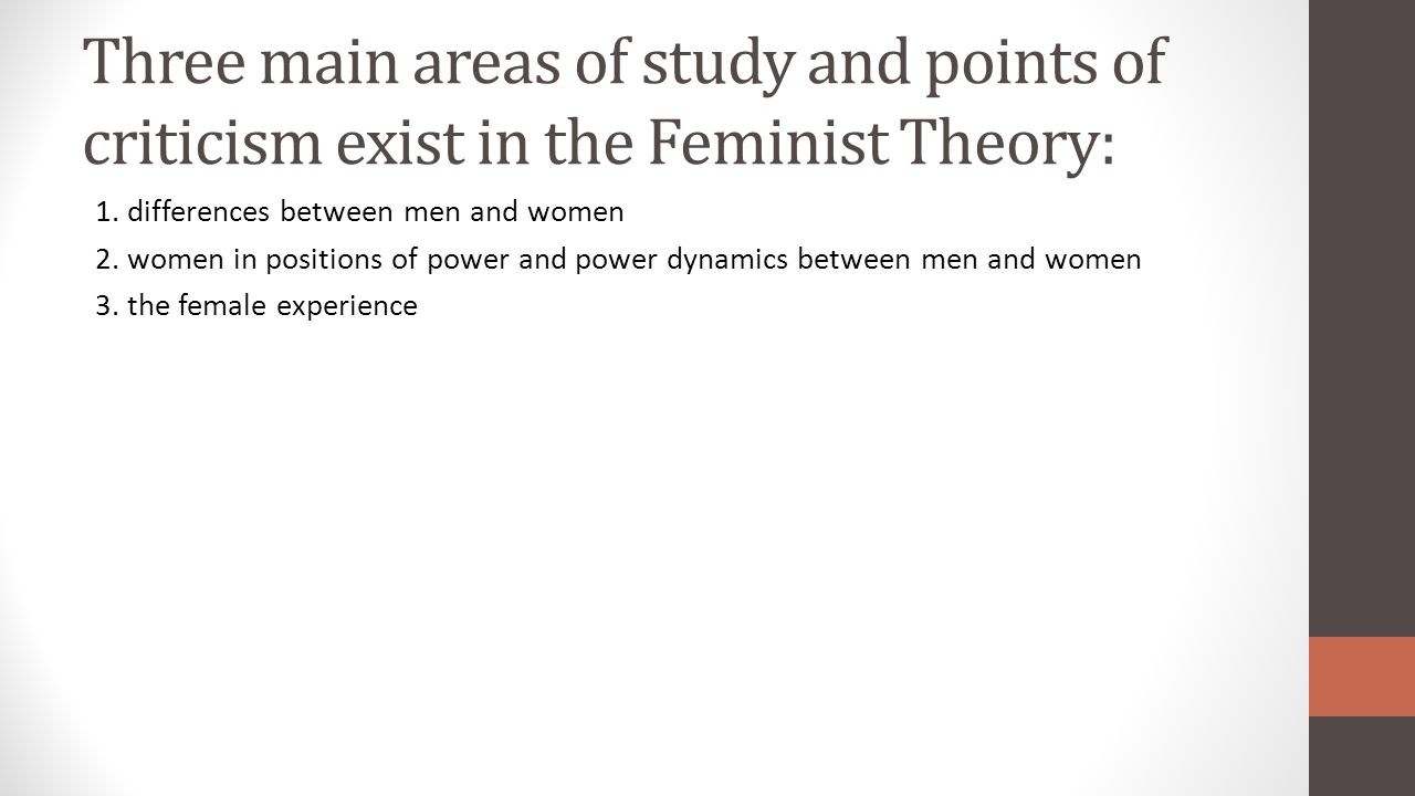 "critical analysis of the awakening from a feminist perspective In order to understand the feminist themes and influences in ""the awakening"" it  is important to have a basic understanding of feminism and feminist."