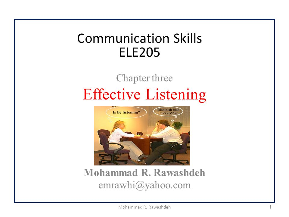 american students lack of necessary skills for effective communication Communication is an important facet of life communication skills effective communication for a better grip over communication and languages skills, a student.