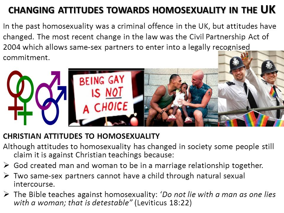 acceptance of homosexuality in society