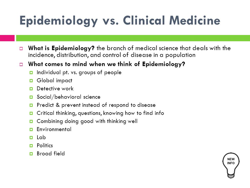 lesson 9.4: epidemiology module 9: epidemiology - ppt download, Human Body