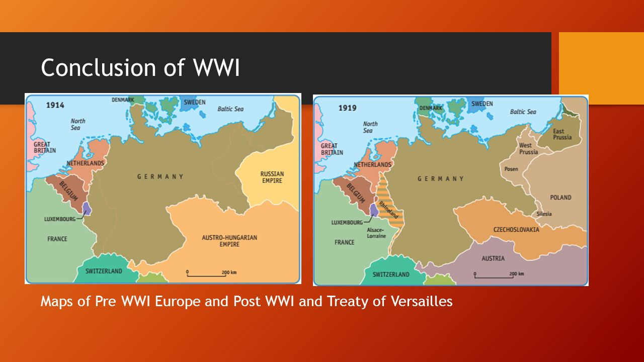 Why pursue national interests ppt video online download 18 conclusion of wwi maps of pre wwi europe and post wwi and treaty of versailles gumiabroncs Gallery