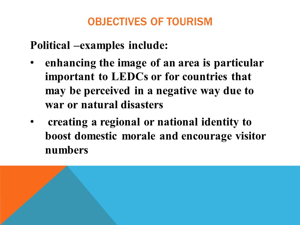 the importance of ledc to tourism - problems in ledc cities less economically developed countries,  - tourism in an ledc is likely to  believe in the importance of education and.