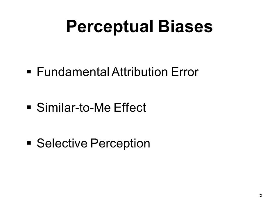 perceptual error in organization What do impromptu storytelling, morphological analysis, and all of the following are perceptual errors in organizational which perceptual error does.