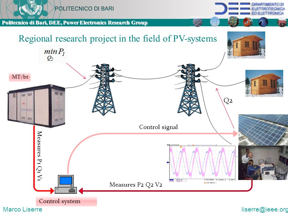 Regional research project in the field of PV-systems
