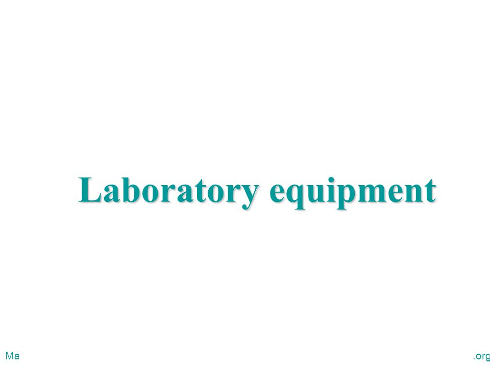 Laboratory equipment Marco Liserre liserre@ieee.org