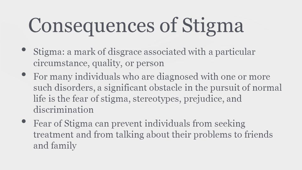 lying and the negative consequences and stigma Experiences of stigma hiv stigma, treatment and prevention  and the consequences of stigma  that's why you can find a patient lying.