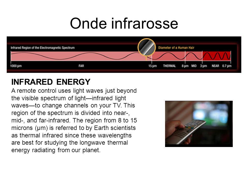 Onde infrarosse INFRARED ENERGY