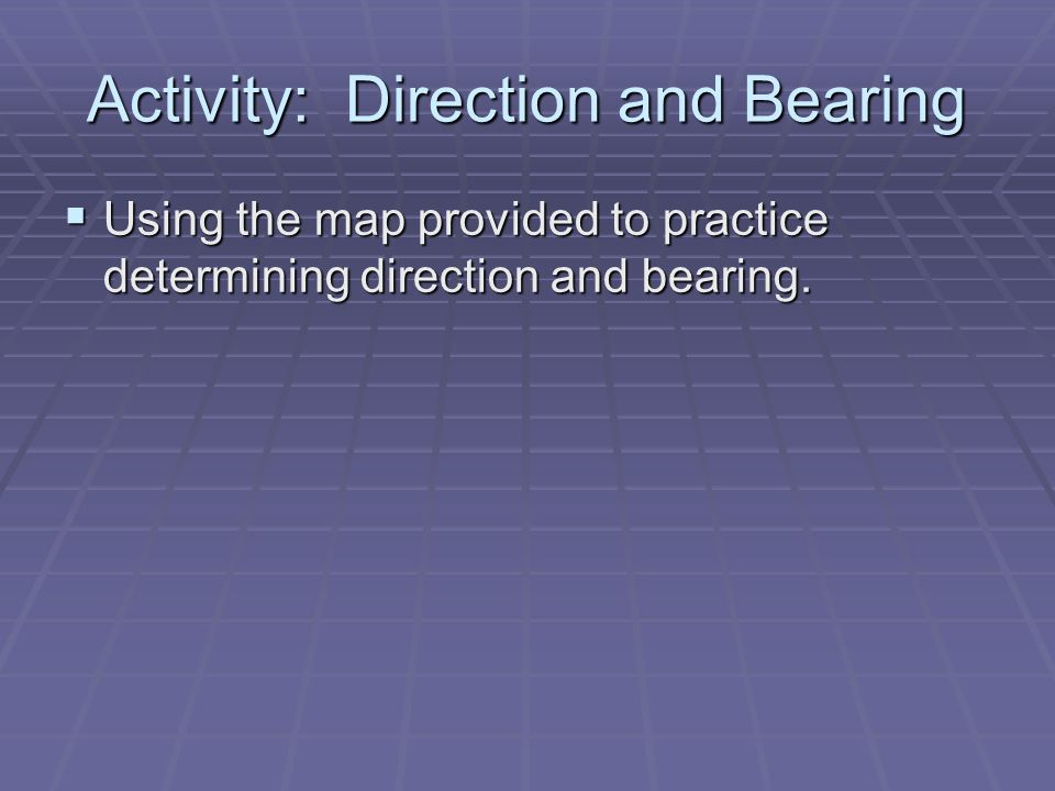 map reading and interpretation pdf