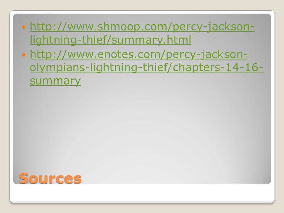 Percy Jackson and the Lightning Thief - ppt download