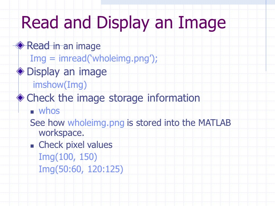 Invert colors binary image matlab