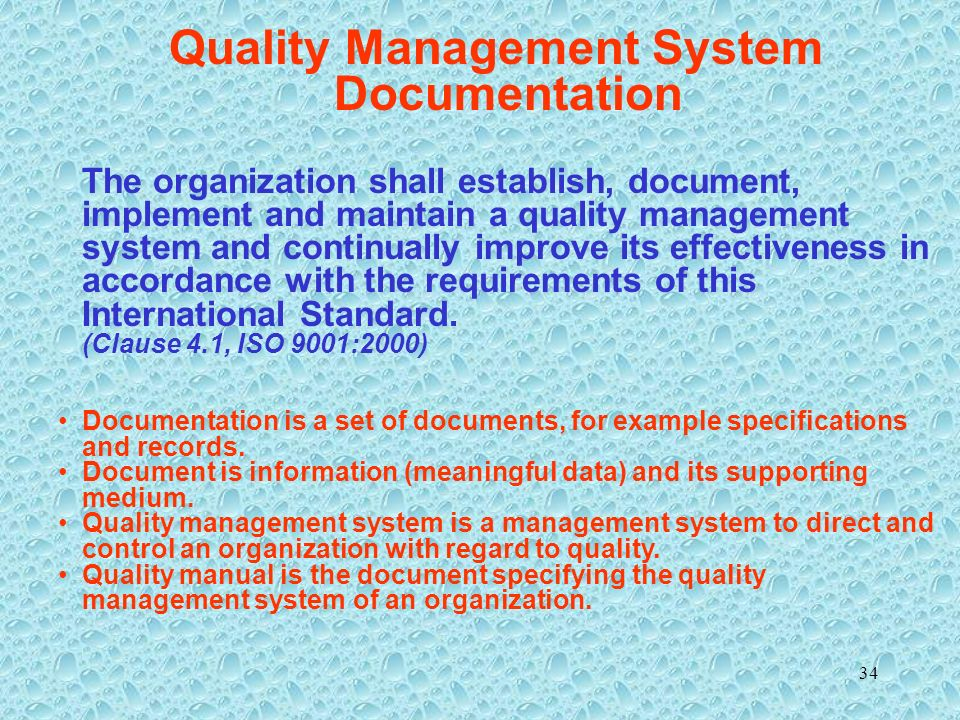 Quality Management System Ppt Video Online Download