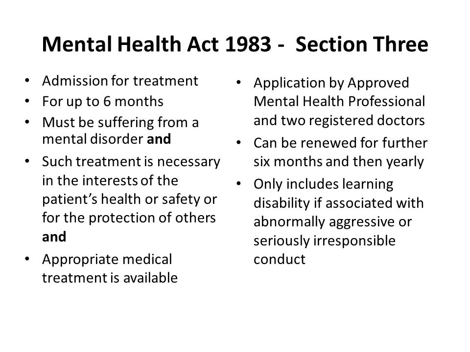 Mental Health Act 1983 Section 136 28 Images Section
