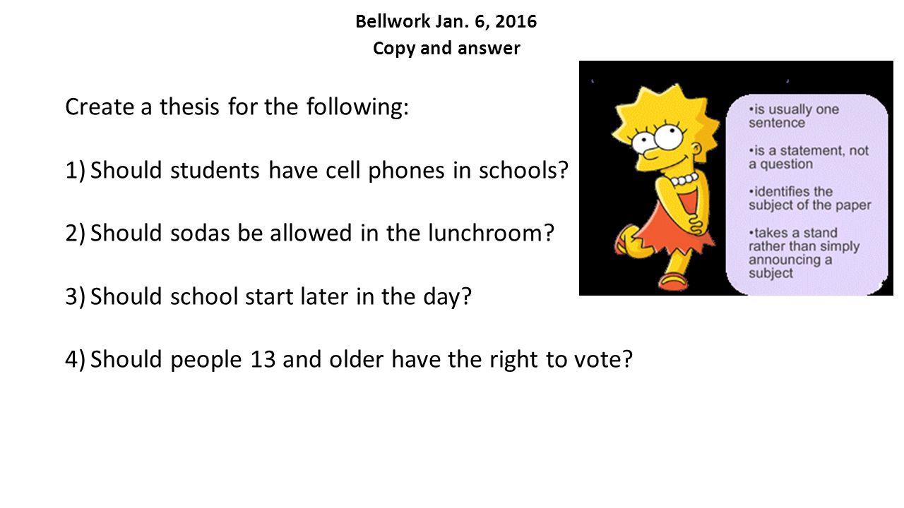 should schools start later