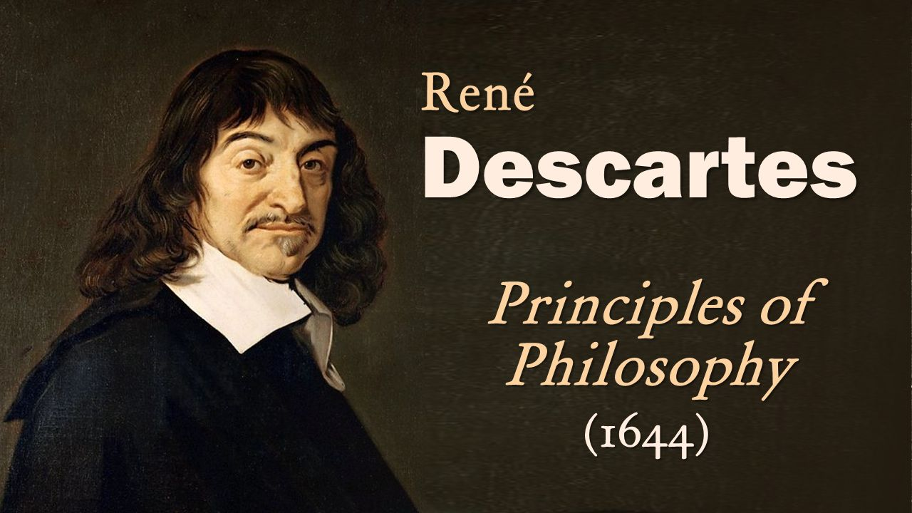 descartes views on the topic of philosophy Descartes and material substance research papers report on descartess' view of the body and mind in his meditations cartesian philosophy research papers discuss the philosophical concepts by french philosopher rene descartes order a research paper on cartesian philosophy from paper masters.