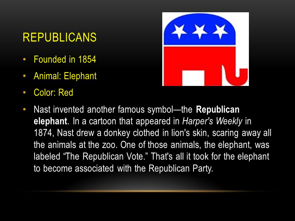Republican Colors And Symbols Image Collections Meaning Of This Symbol