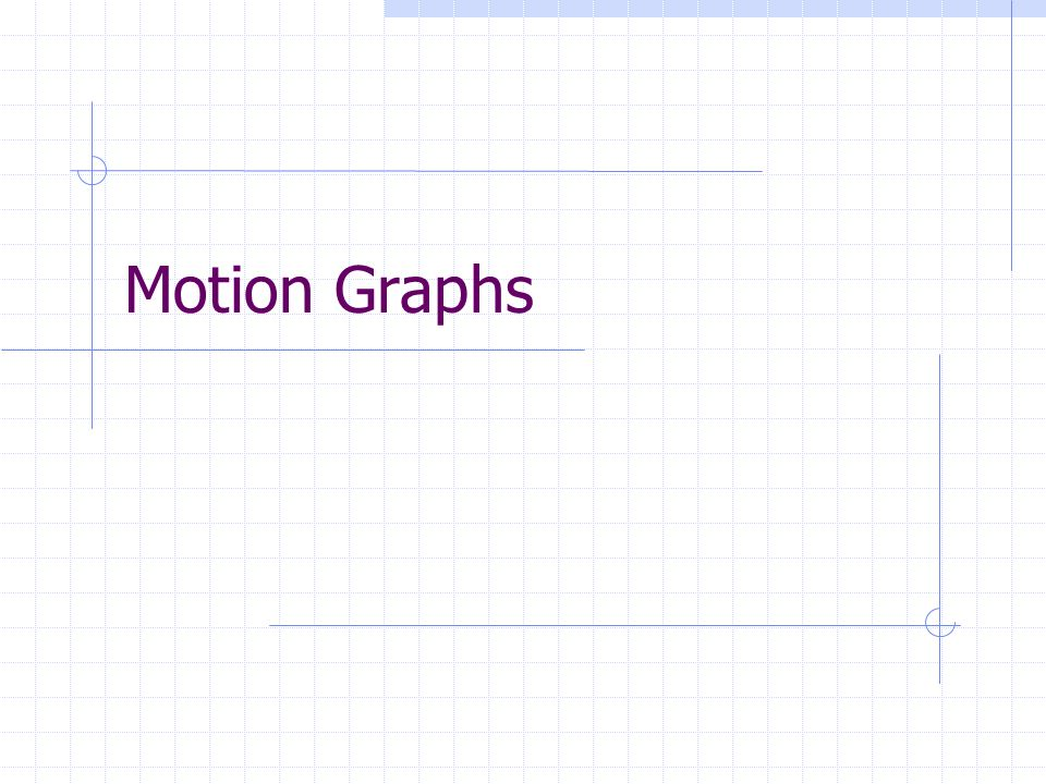 Motion Graphs Ppt Video Online Download