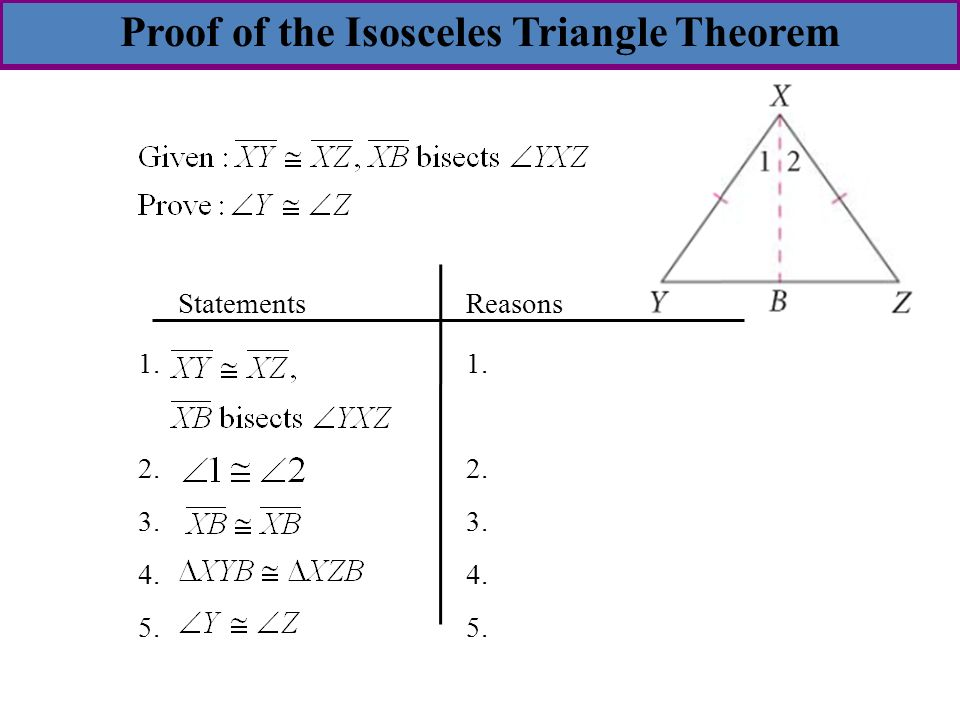 Isosceles and Equilateral Triangles - ppt download
