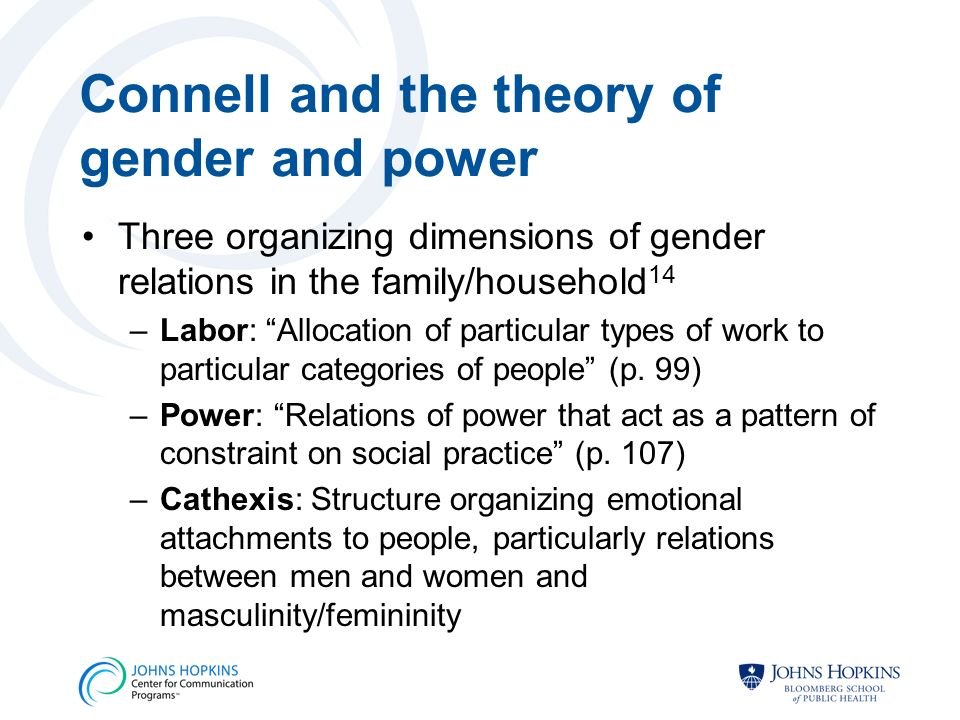Gender As a Social Structure