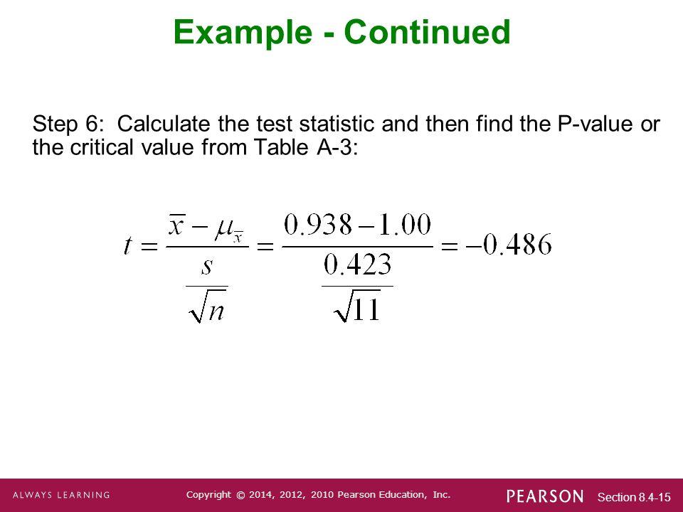 Statistics: Hypothesis Testing worksheet by phildb