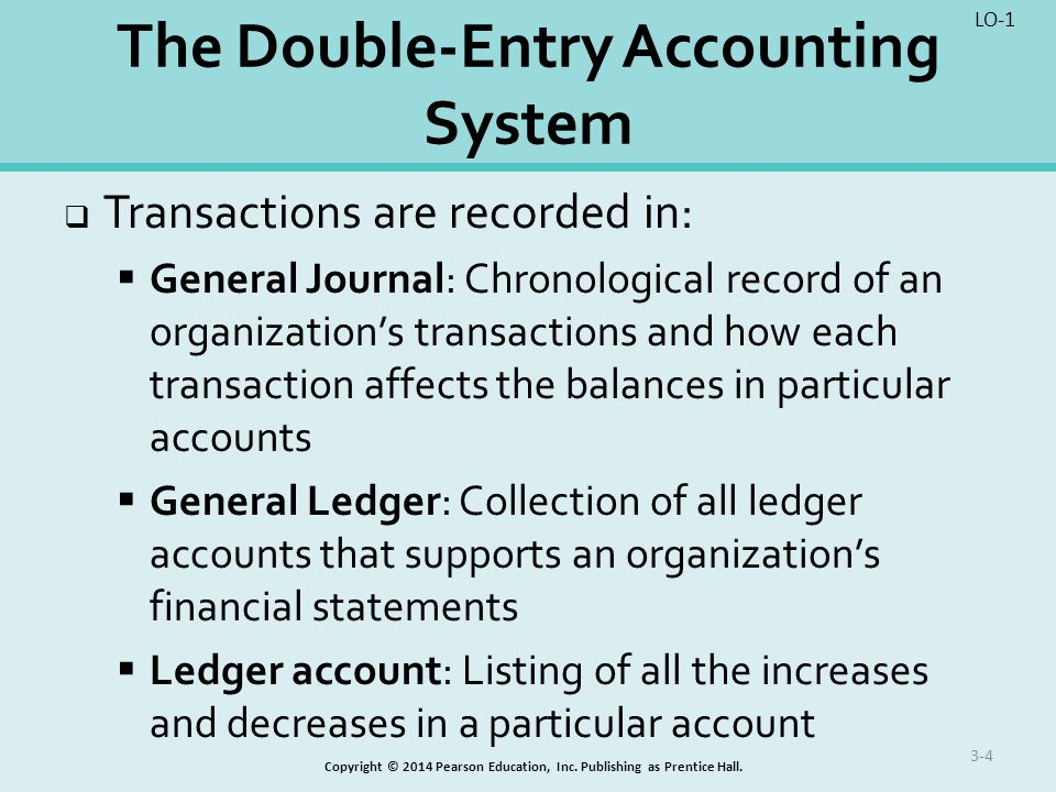 the double entry system The general format of the 3 digit chart of accounts numbering system is xxxin the above table expenses has been allocated the range 600-799, so as an example the wages expense might be given the code 620.