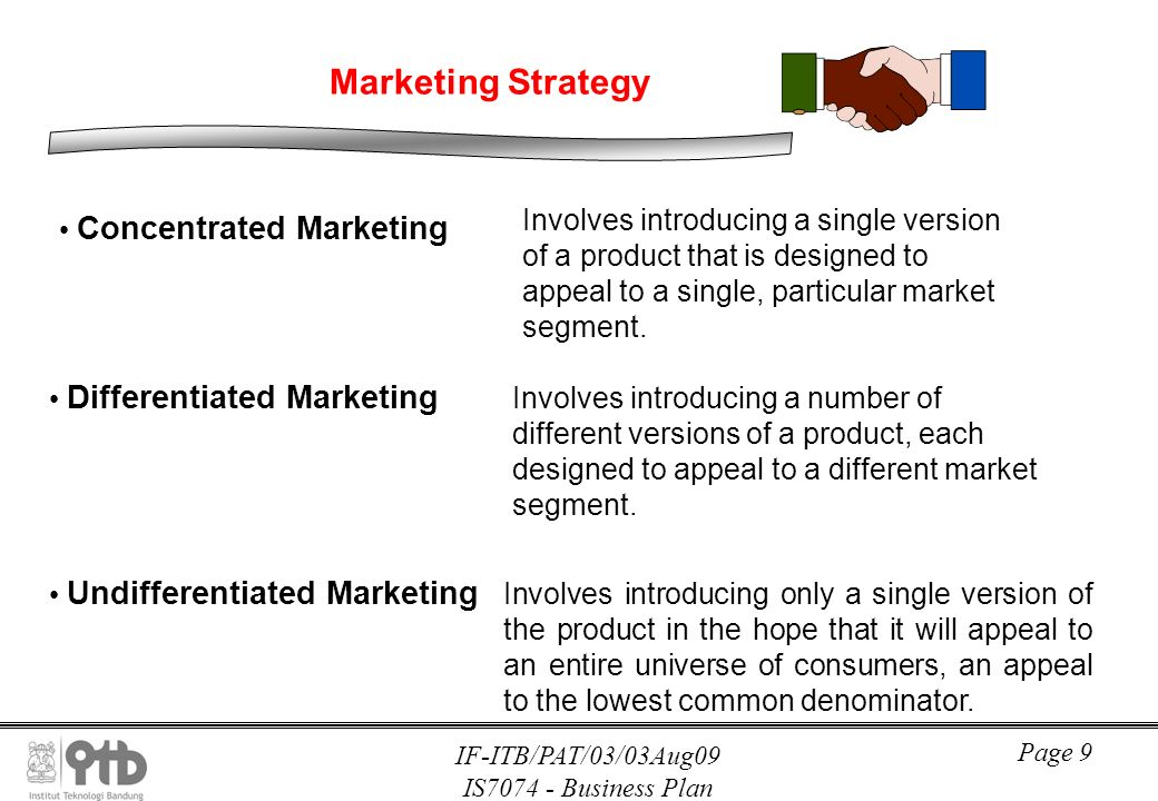 Business Plan Strategy and Implementation Summary - ppt ...