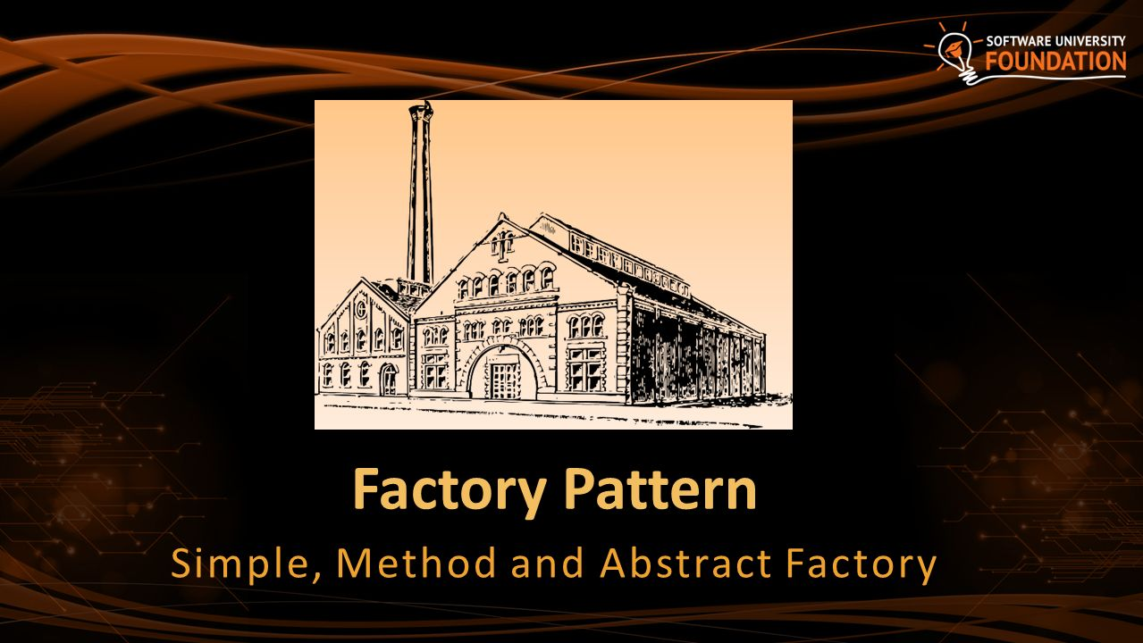 Abstract Factory Method Design Pattern In C