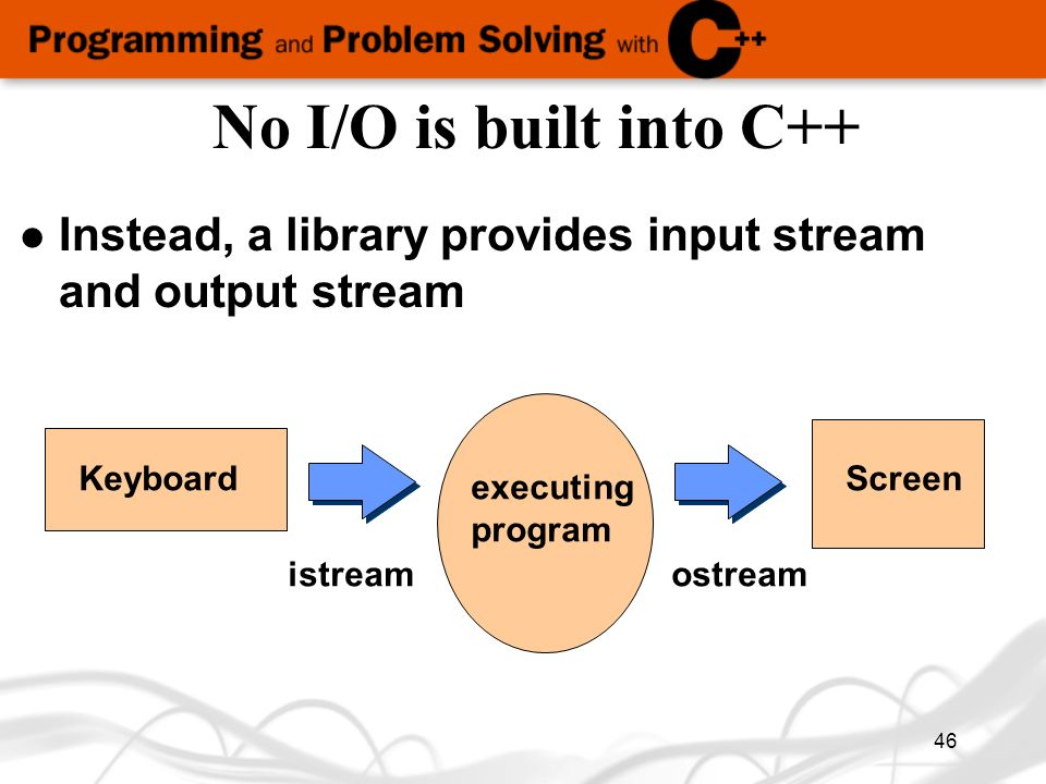 how to stop a inputstream c++