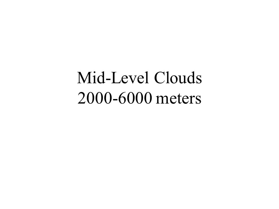 Cloud terminology cumulus heap stratus layer cirrus for 6000 sq ft to meters