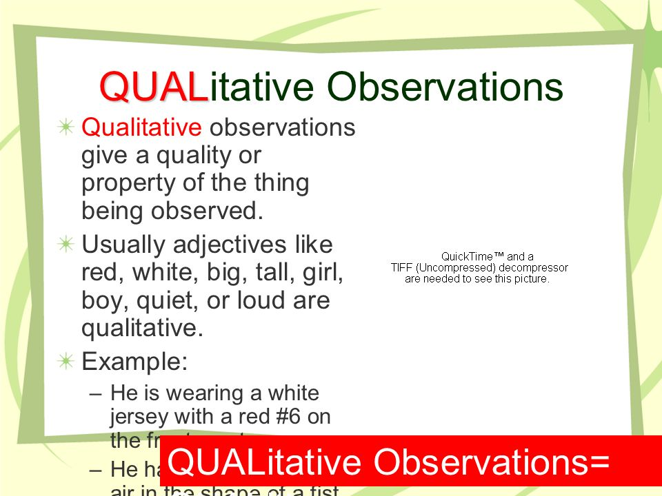 Science Skills Part 1-Observations - ppt video online download