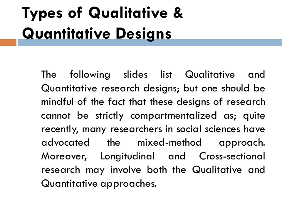 Research Methods: Qualitative Research and Quantitative Research