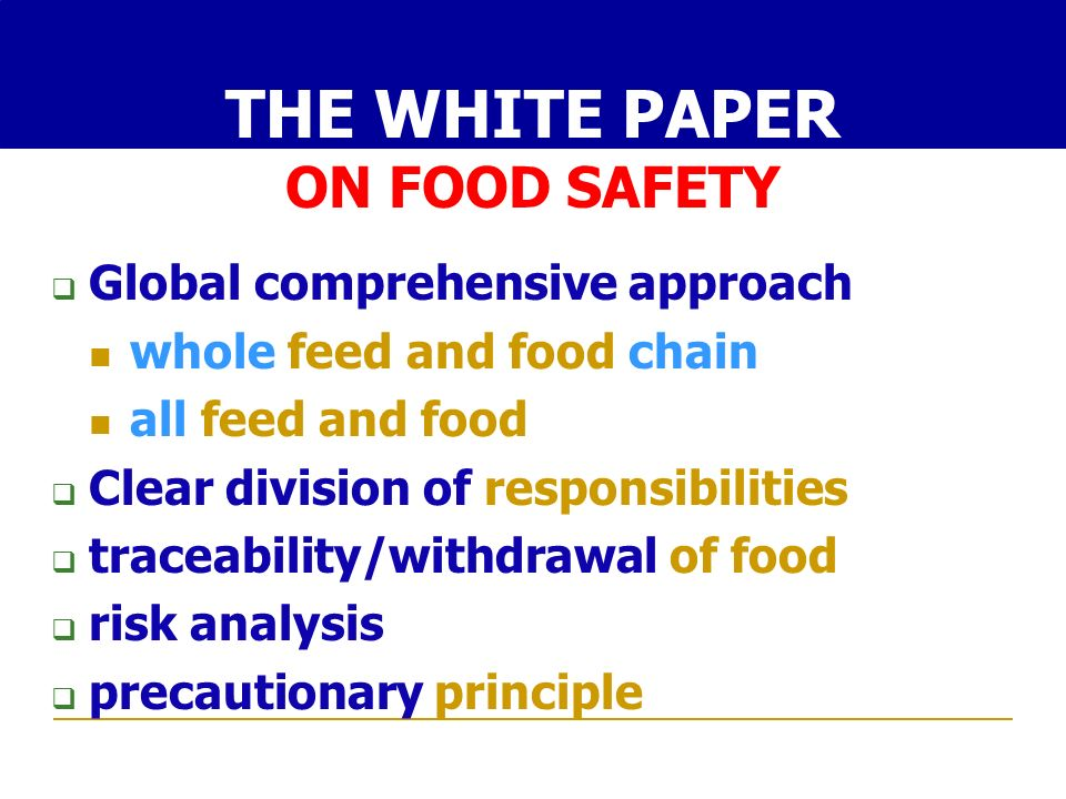basic food safety essay Learn why food safety is important and how you can avoid the spread of bacteria when you are buying, preparing, and storing food.