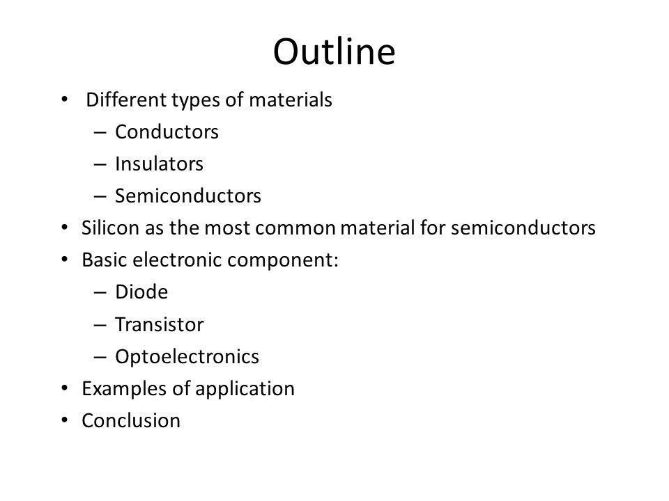 silicon material semiconductors essay Silicon carbide is a chemical compound of silicon and carbon, it improves the efficiency of a semiconductor device, resists from radiation and provides high power efficiency.