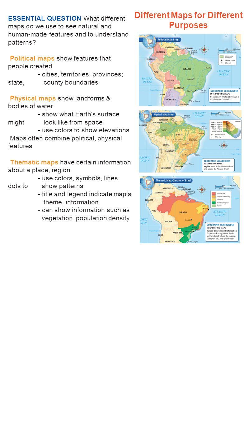 How Maps Help Us Study History