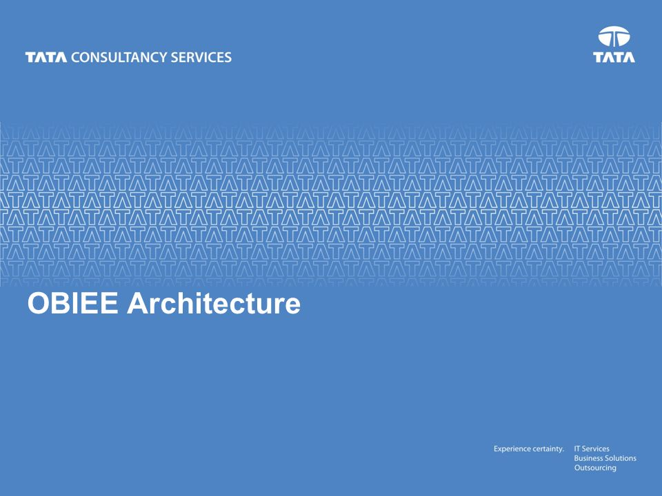 obiee architect resume obiee architect sample resume software