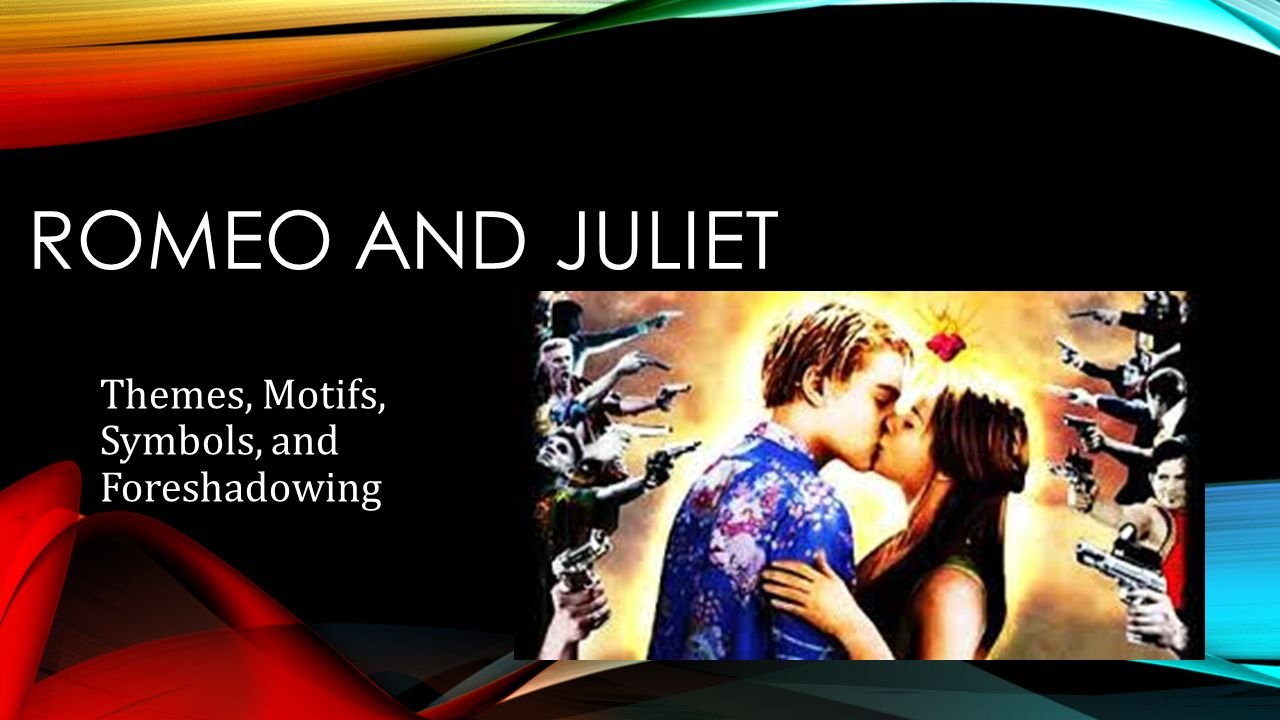 Romeo and Juliet motifs example essay