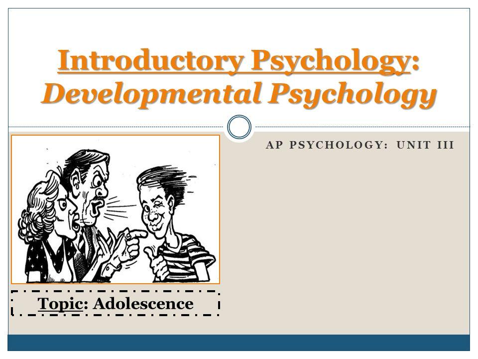 introduction to children s developmental psychology