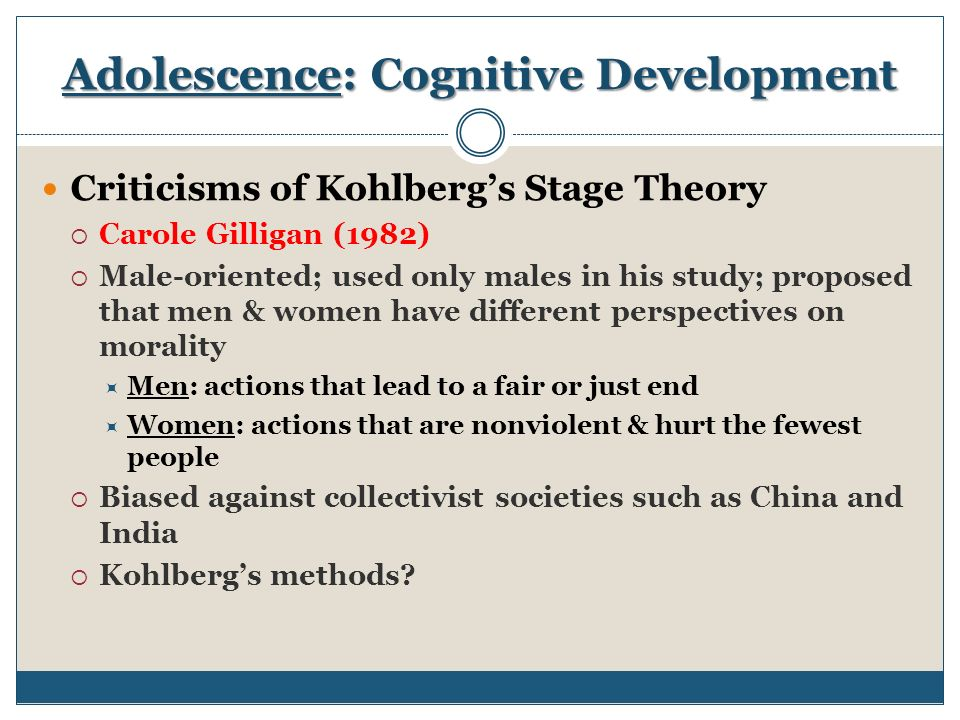 cognitive development in adolescence The foundation of cognitive development in adolescence is the ability to think, reason, and make choices children begin the process of learning from the moment they are born the ability for teens to think, reason, and make good choices is built on the levels of development they have formed up to .
