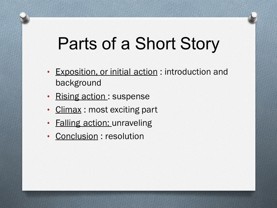 what causes suspense in short stories? consider the elements of fiction Definition the mystery genre is a type of fiction in which a detective, or other professional, solves a crime or series of crimes it can take the form of a novel or short story this genre may.