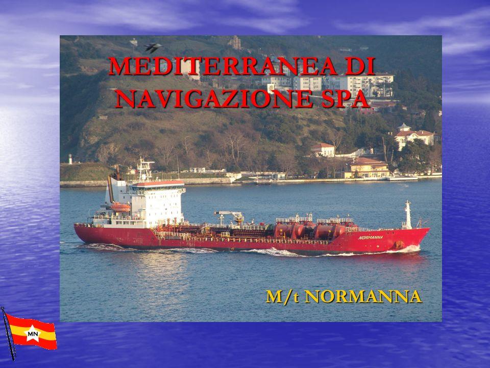 MEDITERRANEA DI NAVIGAZIONE SPA