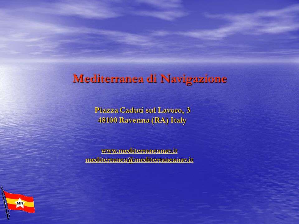 Mediterranea di Navigazione