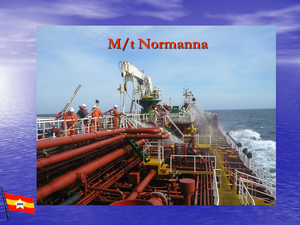 M/t Normanna