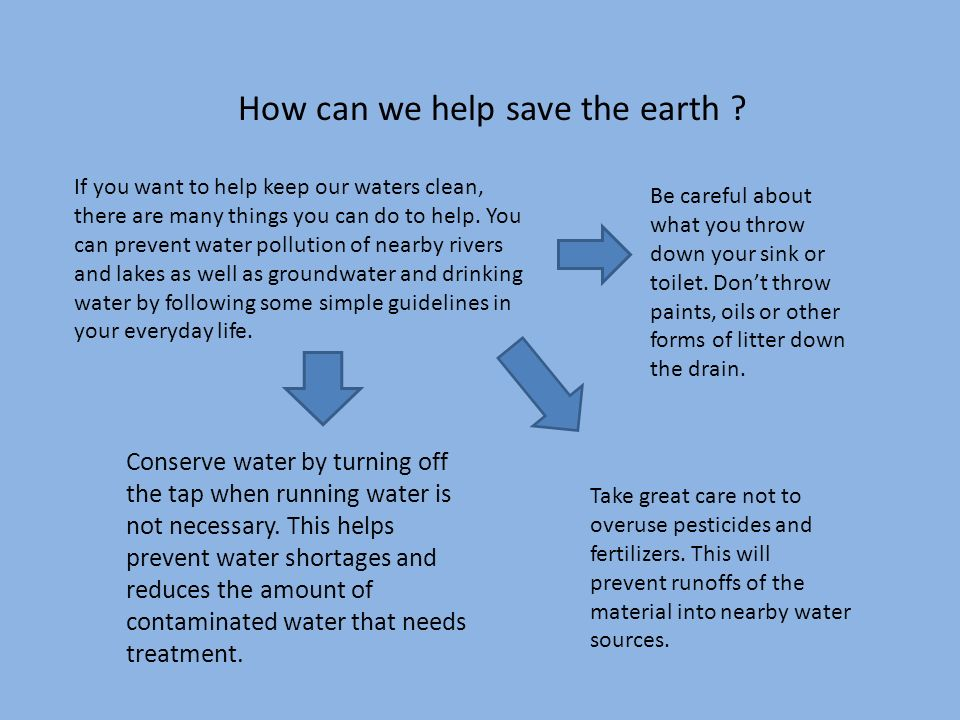 how do we conserve or take Conserve our water although texas has recovered from the severe drought of the past few years, conservation is the easiest way to ensure that the state has enough water for future growth in fact, water conservation is an essential part of the state water plan.